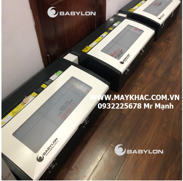 may khac dau laser 3020